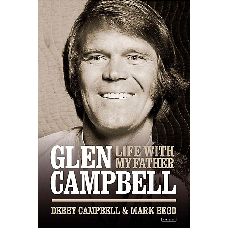 AlfredLife with My Father, Glen Campbell Hardcover Book