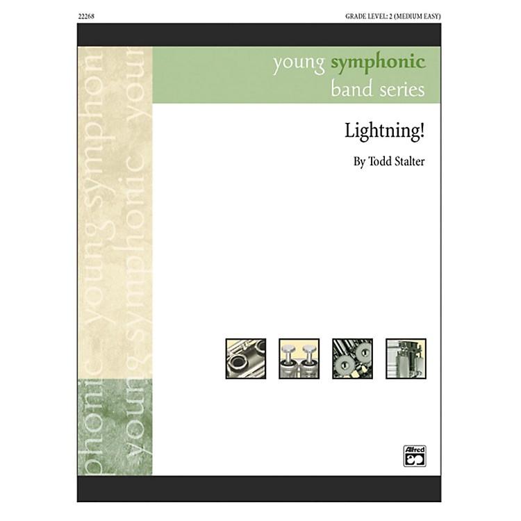 AlfredLightning! Grade 2 (Medium Easy)