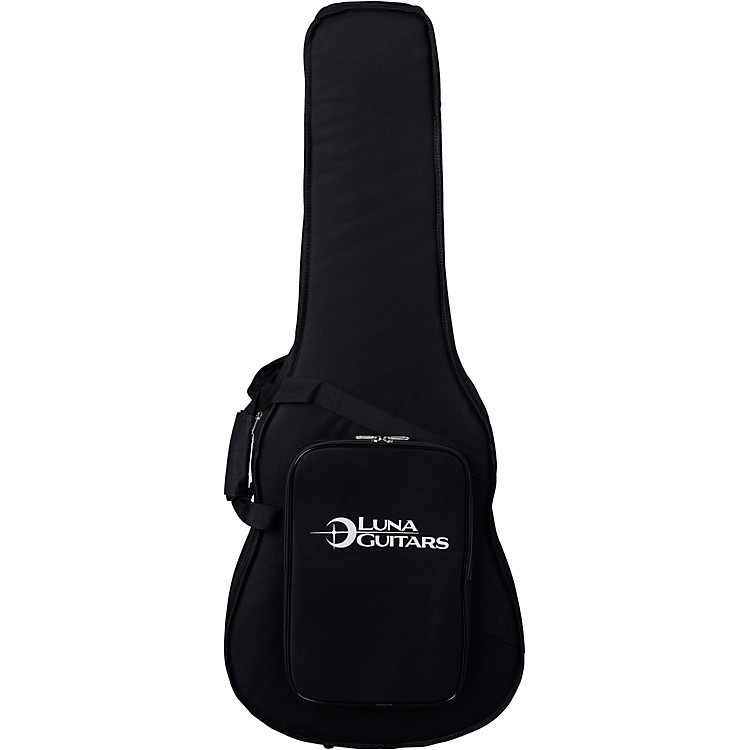 Luna GuitarsLightweight Case for Dreadnought and Concert Acoustic Guitars