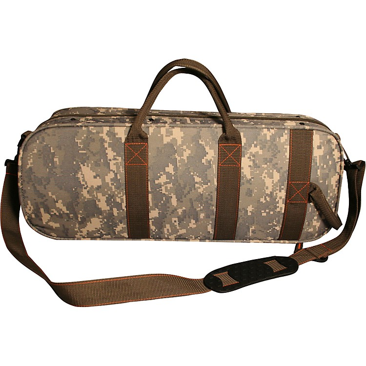 Gator Lightweight Trumpet Case with iPod Speakers/Storage Digital Camo