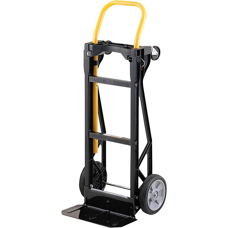 Harper Trucks™ Lighweight Nylon Convertible Hand Truck and Dolly
