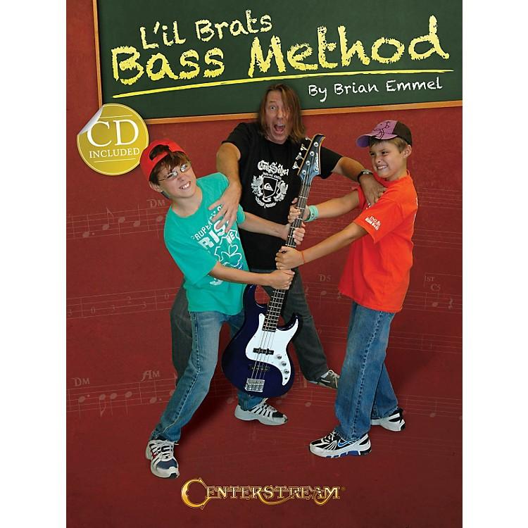 Centerstream PublishingL'il Brats Bass Method (Book/CD)