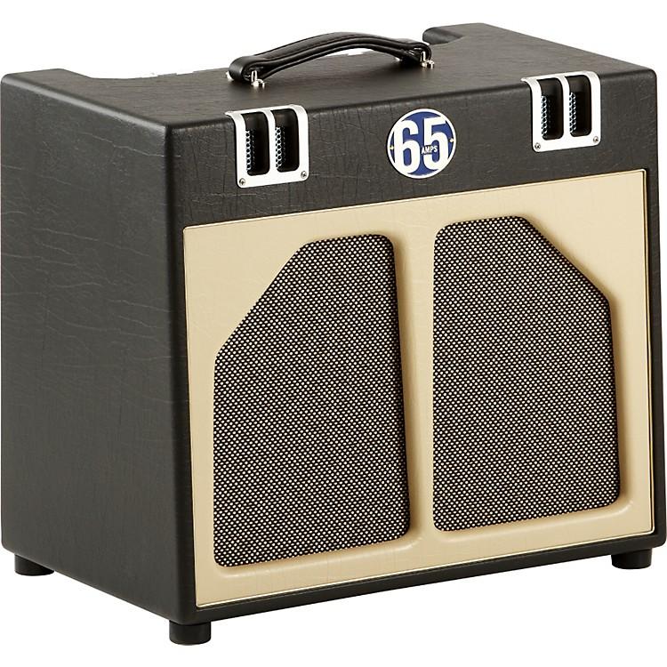 65ampsLil' Elvis 12W 1x12 Tube Guitar Combo AmpBlack
