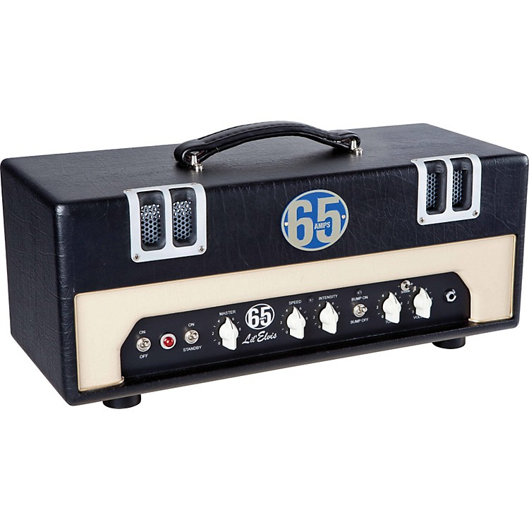 65amps Lil' Elvis 15W Tube Guitar Amp Head Black