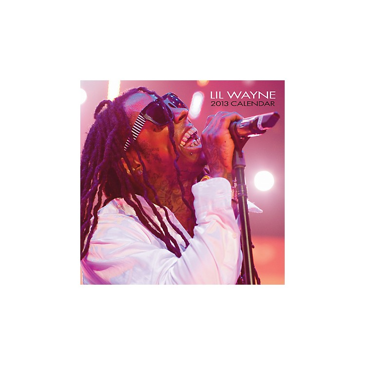 Browntrout Publishing Lil Wayne 2013 Square 12X12 Wall Calendar