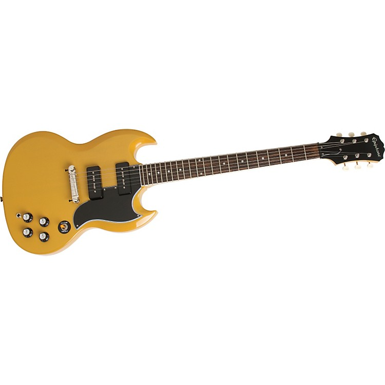 Epiphone Limited Edition 50th Anniversary 1961 SG Special Outfit Electric Guitar TV Yellow