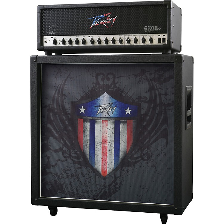 Peavey Limited Edition 6505+ Patriotic Half Stack