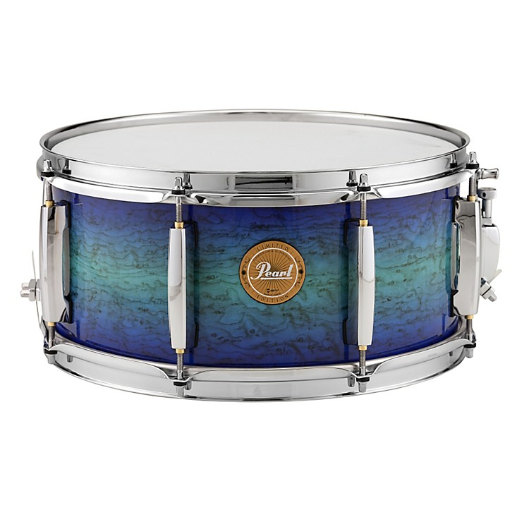 PearlLimited-Edition Artisan II Lacquer Poplar/Maple Snare Drum