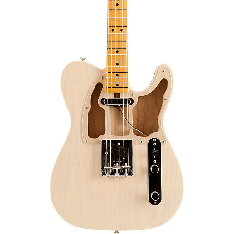 Fender Custom Shop Limited Edition Closet Classic 1967 Maple Telecaster Electric Guitar Vintage Blonde