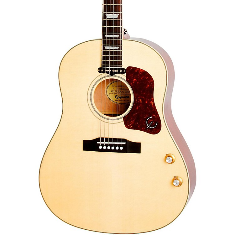 EpiphoneLimited Edition EJ-160E Acoustic-Electric GuitarNatural