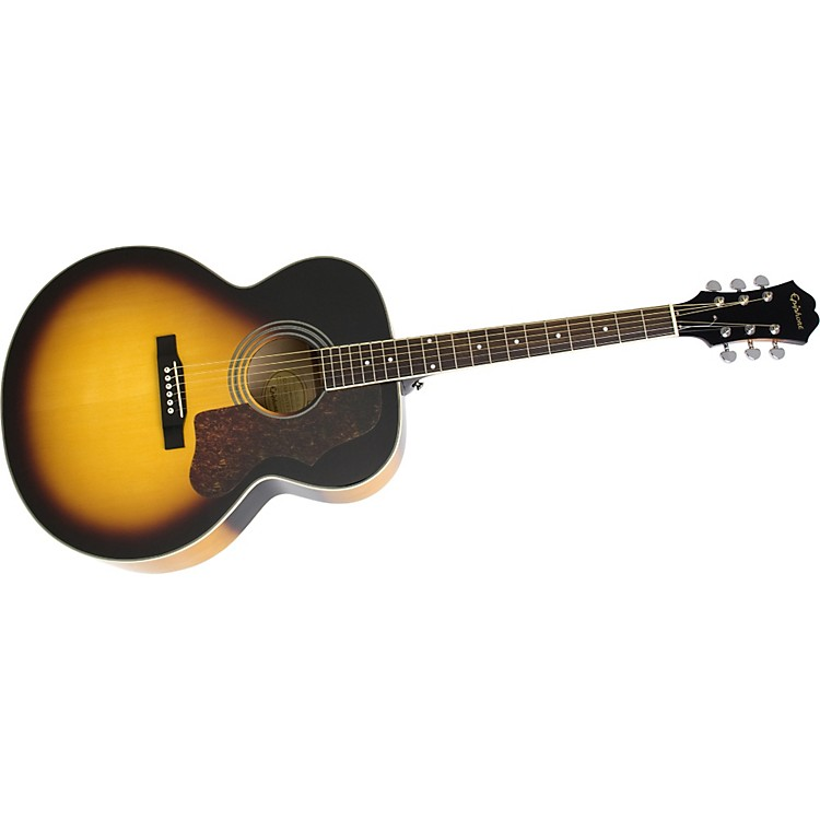 Epiphone Limited Edition EJ-200 Artist Acoustic Guitar Vintage Sunburst