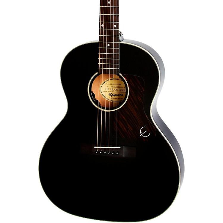 EpiphoneLimited Edition EL-00 PRO Acoustic Guitar Acoustic-Electric GuitarEbony