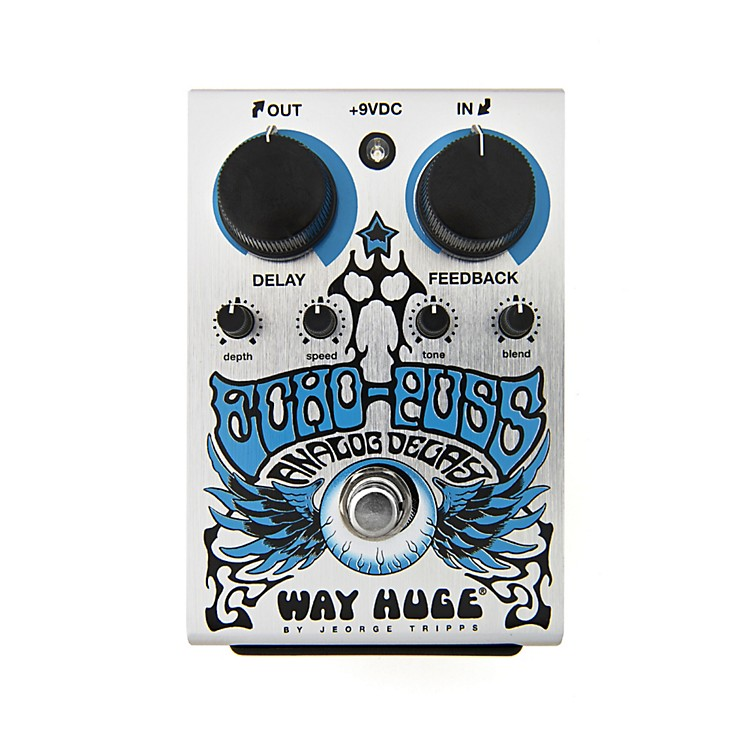 Way Huge Electronics Limited Edition Echo Puss Analog Delay Pedal