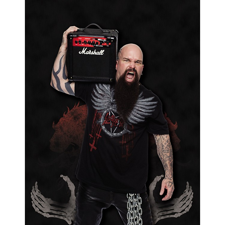 marshall limited edition kerry king mg10kk 10w 1x6 5 combo amp music123. Black Bedroom Furniture Sets. Home Design Ideas