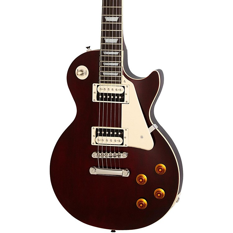 Epiphone Limited Edition Les Paul Traditional PRO-II Electric Guitar Wine Red