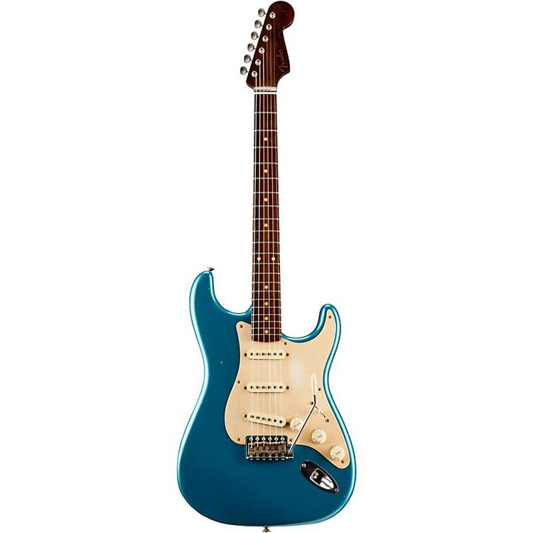 Fender Custom ShopLimited Edition NAMM Custom Built '50s Journeyman Relic Rosewood Neck StratocasterOcean Turquoise