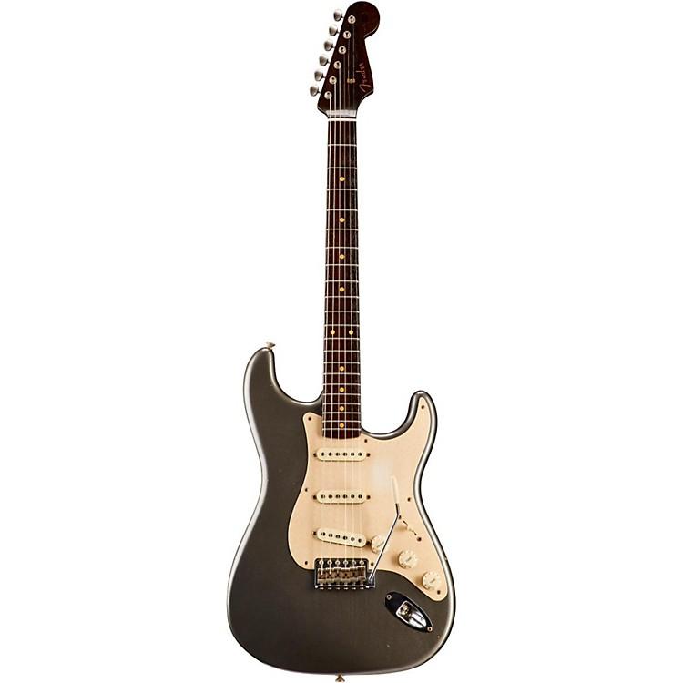 Fender Custom ShopLimited Edition NAMM Custom Built '50s Journeyman Relic Rosewood Neck StratocasterPewter