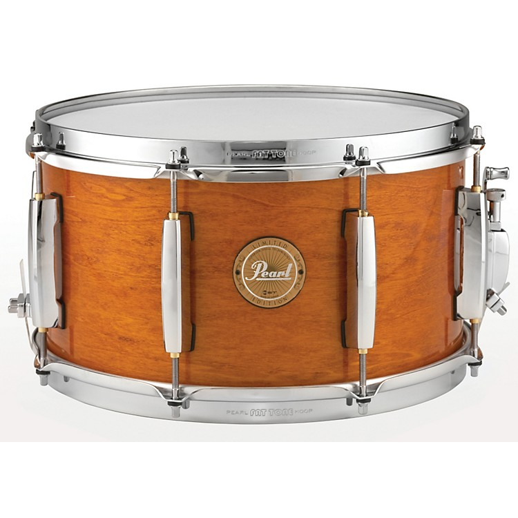 PearlLimited Edition Poplar/African Mahogany Power Piccolo Snare Drum