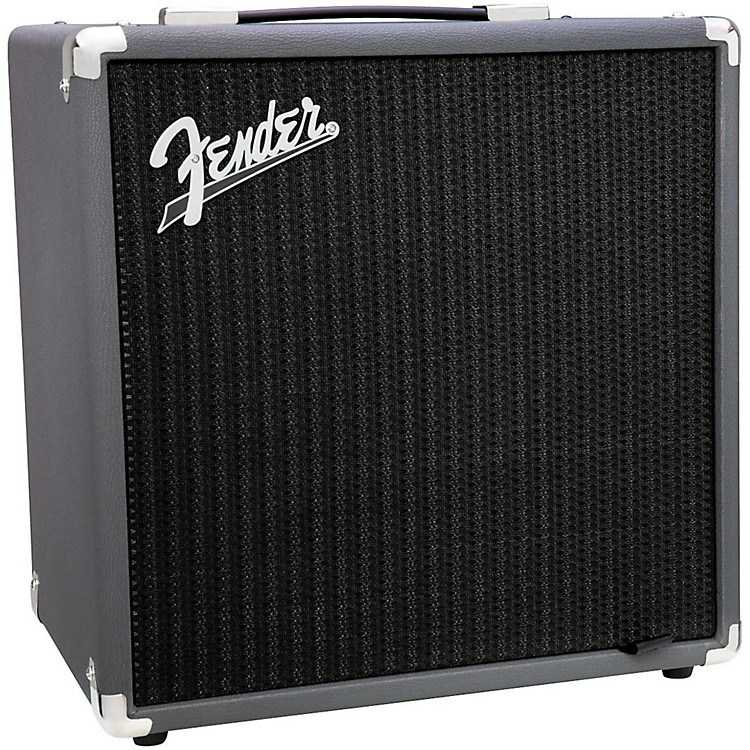 FenderLimited Edition RUMBLE 25 25W 1x8 Bass Combo AmpStealth Gray