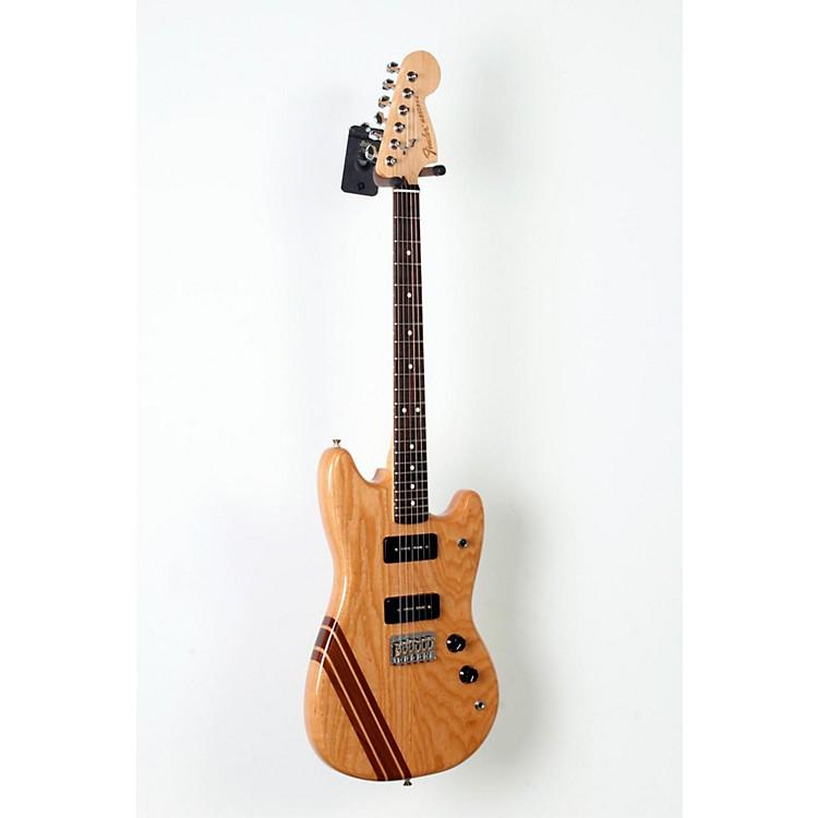 FenderLimited Edition Shortboard Mustang Electric GuitarNatural888365713540