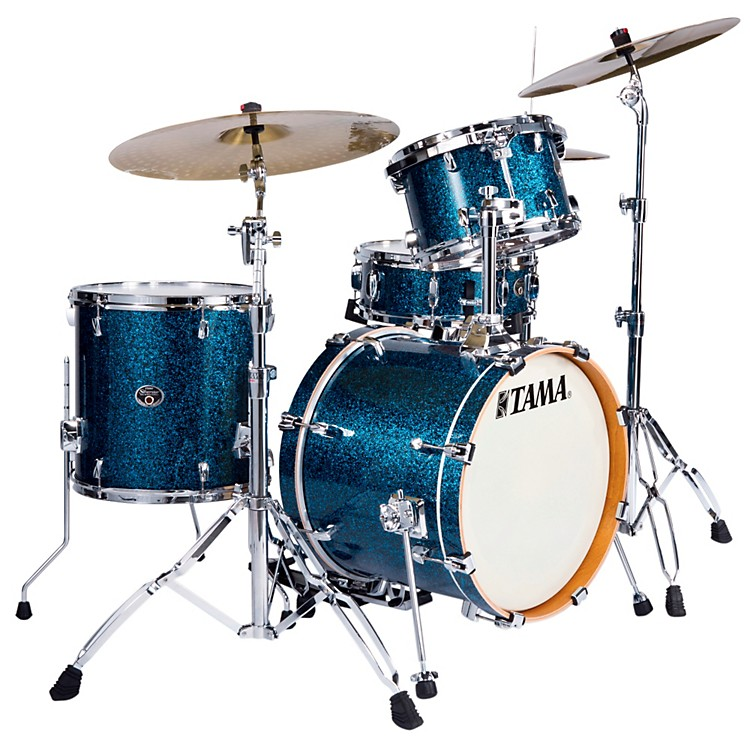 Tama Limited Edition Silverstar VX Jazz 4-Piece Shell Pack