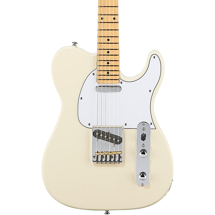 G&L Limited Edition Tribute ASAT Classic Electric Guitar Olympic White