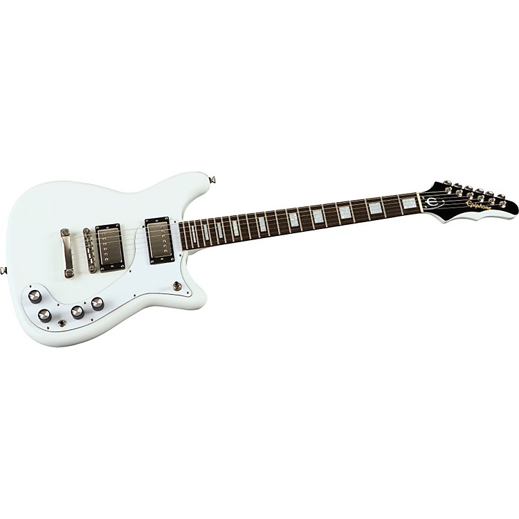 Epiphone Limited Edition Wilshire Pro Electric Guitar Alpine White