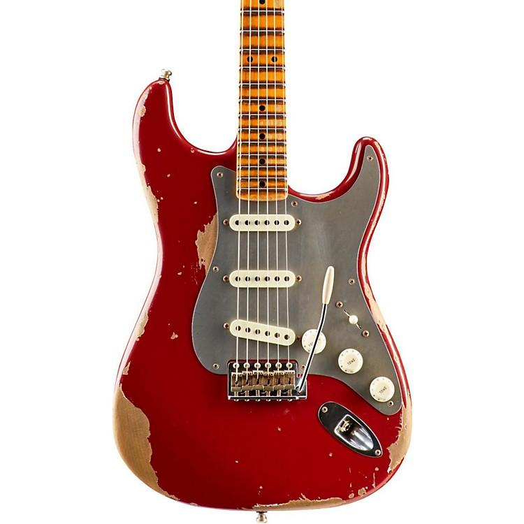 Fender Custom ShopLimited Edtion Heavy Relic El Diablo StratocasterCimarron Red
