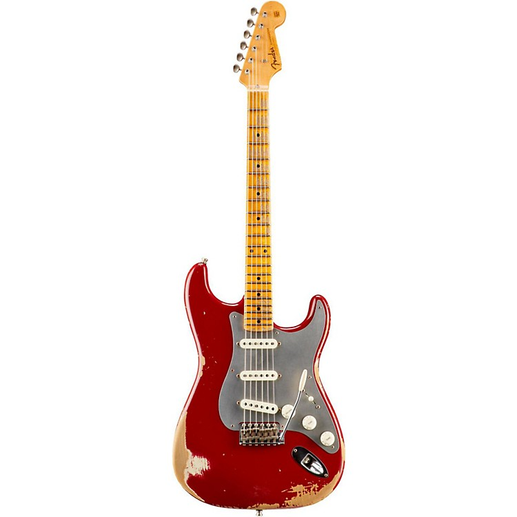 Fender Custom Shop Limited Edtion Heavy Relic El Diablo Stratocaster Cimarron Red