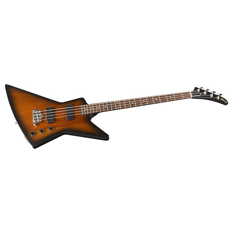 Gibson Limited Run Explorer Electric Bass Guitar Vintage Sunburst