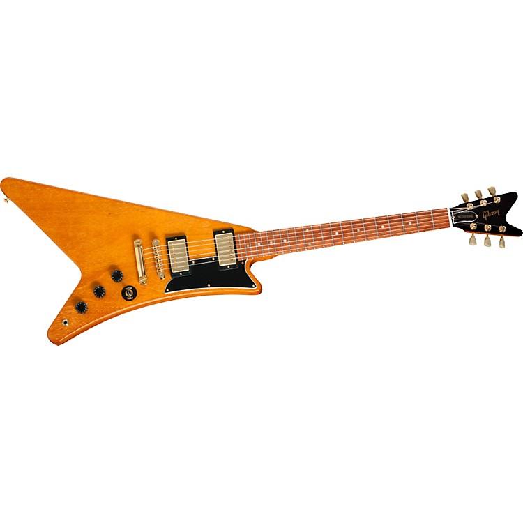 GibsonLimited Run Moderne XI Electric GuitarTransparent Amber