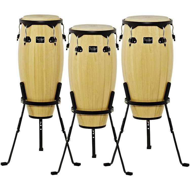 Schalloch Linea 50 Series 3-Piece Conga Set Natural