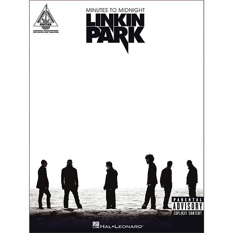 Hal LeonardLinkin Park - Minutes to Midnight Guitar Tab Songbook