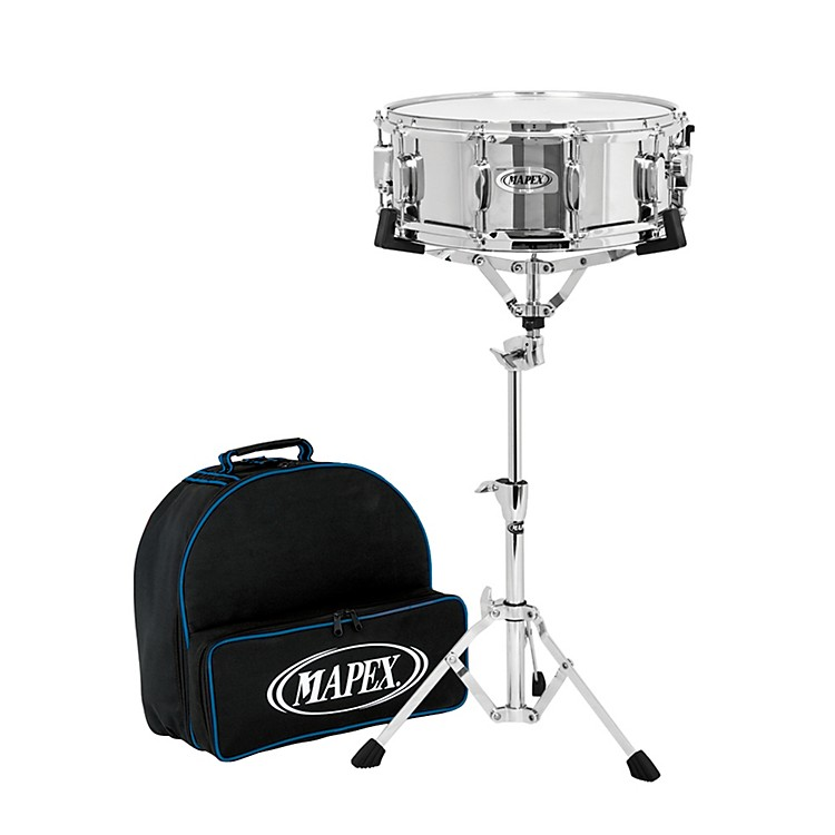 Mapex Lite Backpack Snare Drum Kit with Rolling Bag