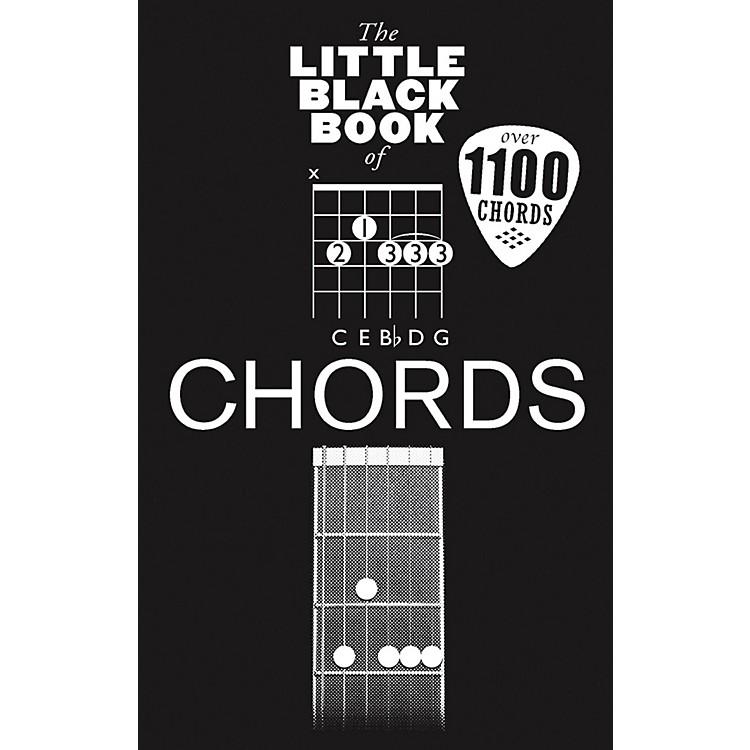 Music SalesLittle Black Book Of Chords - Guitar