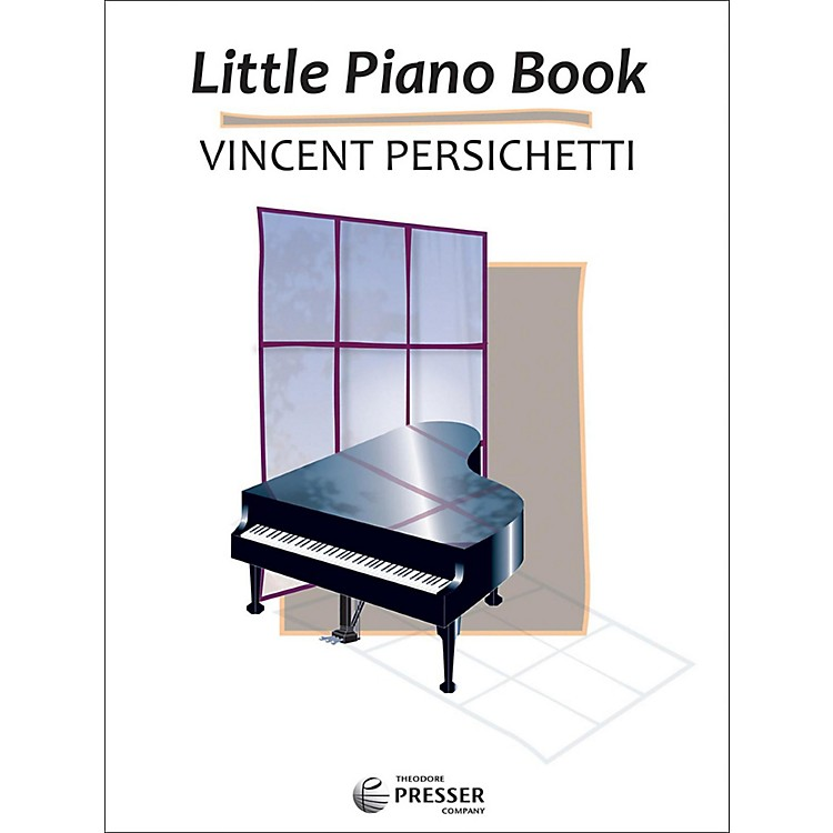 Carl Fischer Little Piano Book Opus 60