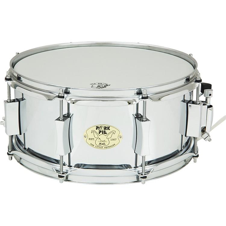 Pork PieLittle Squealer Steel Snare Drum13 x 6 in.