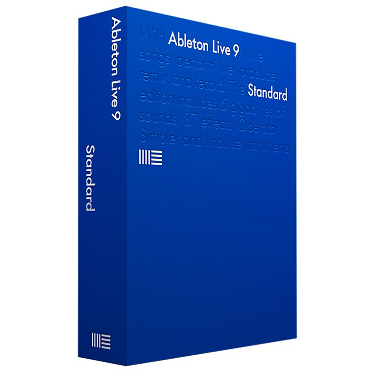 Ableton Live 9 Standard Educational Version