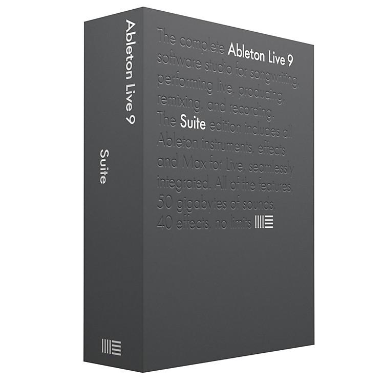 AbletonLive 9 Suite Software Download