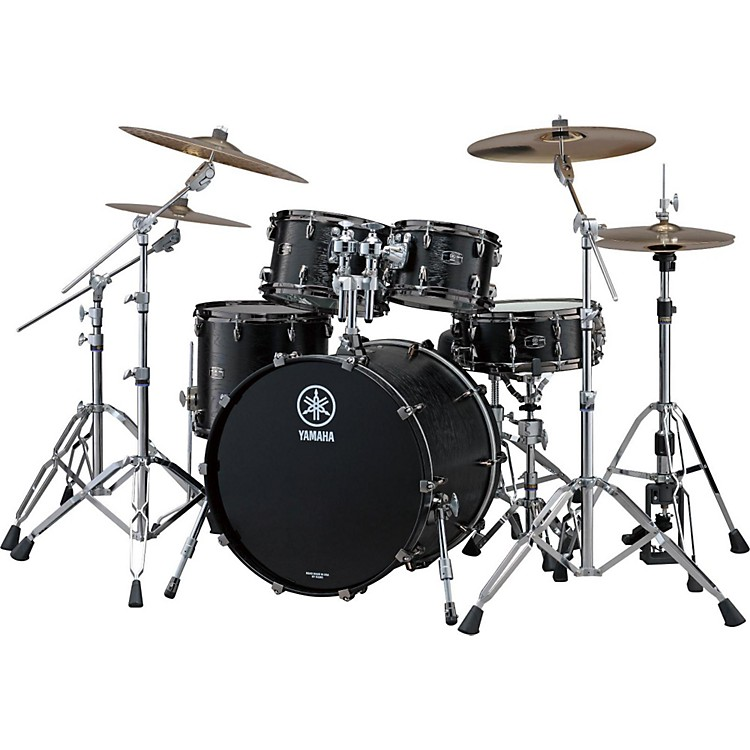 YamahaLive Custom 4-Piece Shell Pack with 20