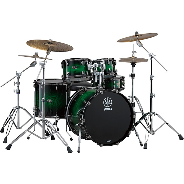 Yamaha Live Custom 4-Piece Shell Pack with 22