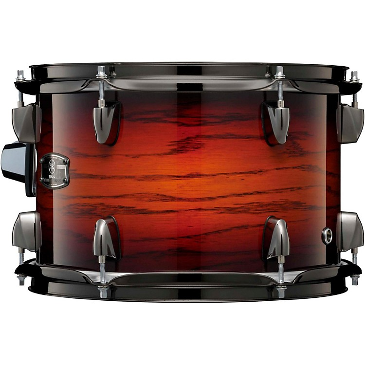 Yamaha Live Custom Oak Tom 13 x 9 in. Amber Shadow Sunburst