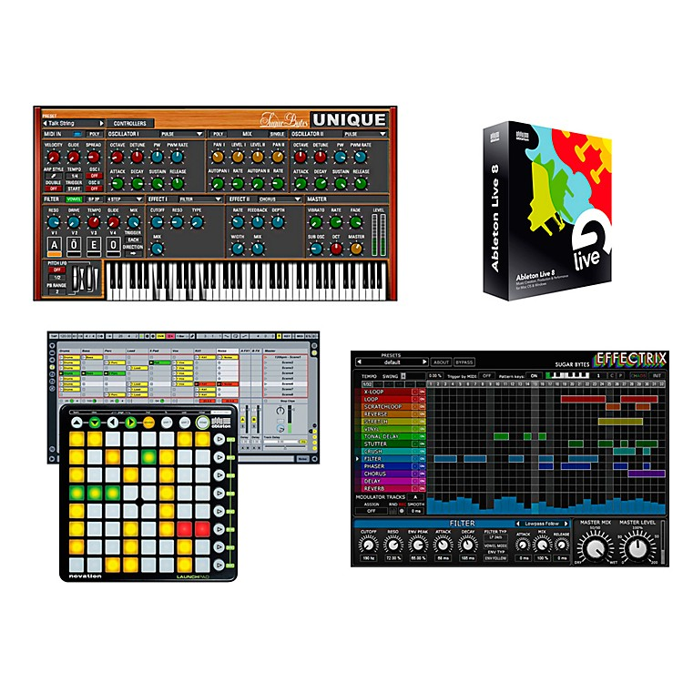 Ableton Live EDM Package 2