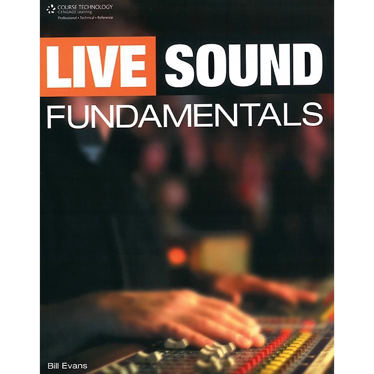 Course Technology PTRLive Sound Fundamentals Book