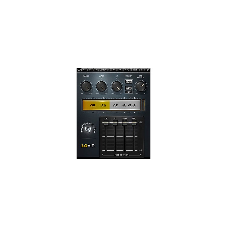 Waves LoAir TDM/SOUNDGRID