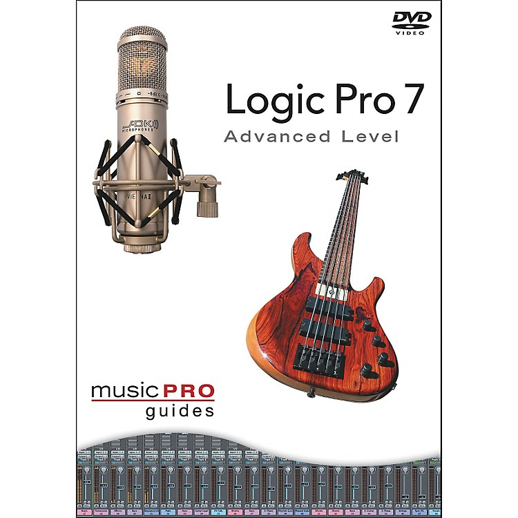 Hal LeonardLogic Pro 7 - Advanced Level DVD