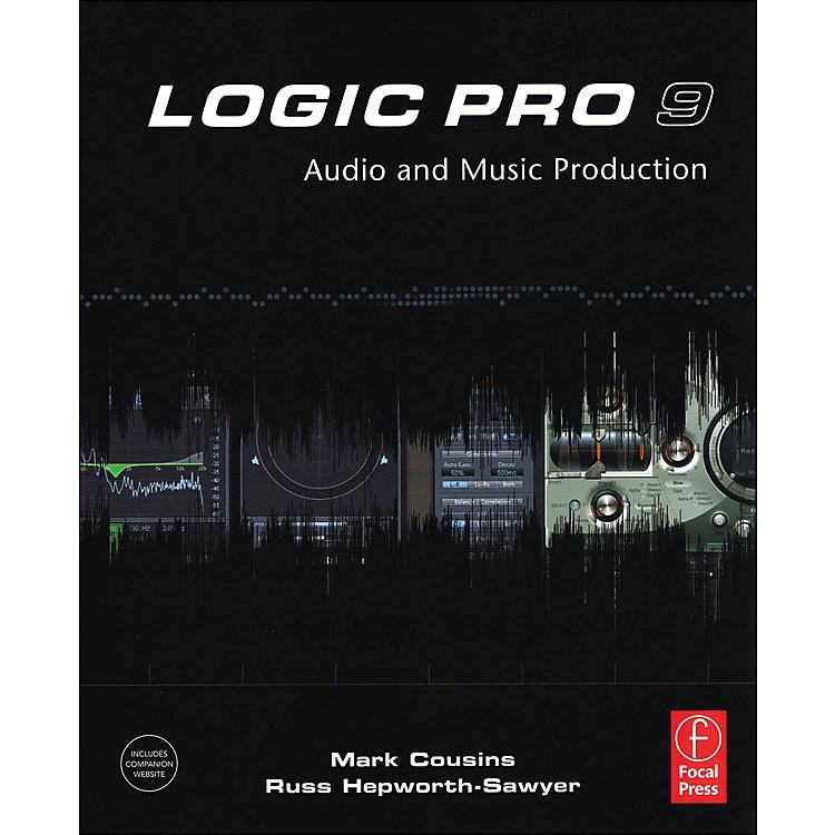 Hal LeonardLogic Pro 9 Book