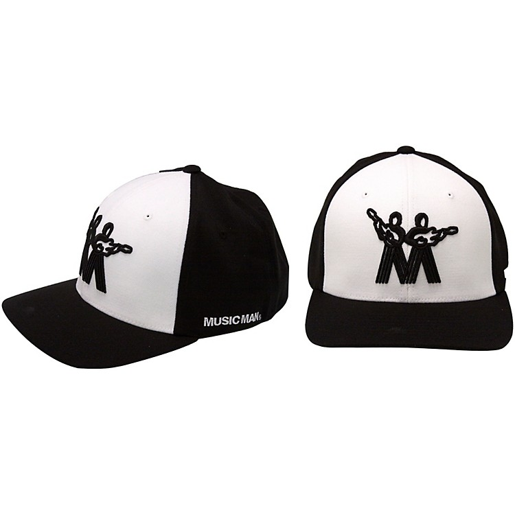 Ernie Ball Music Man Logo Flex Fit Hat  S/M