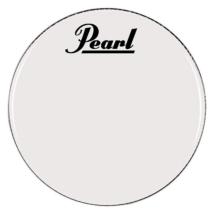 PearlLogo Marching Bass Drum Heads