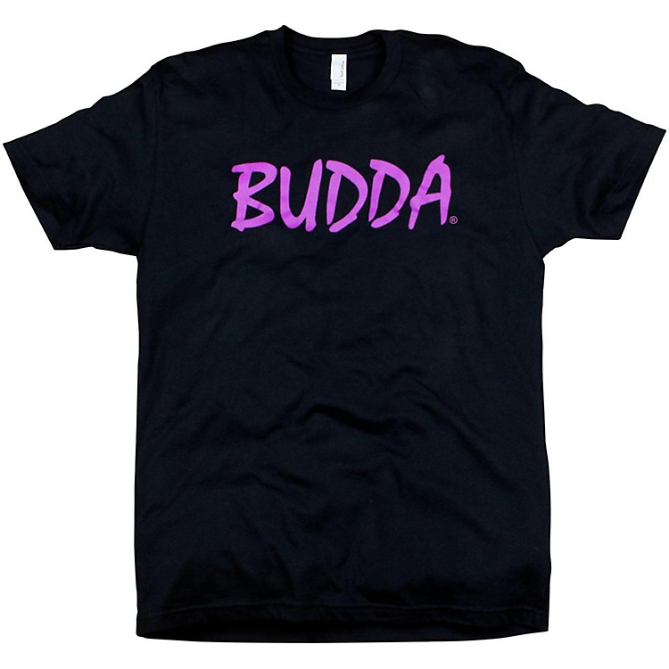 Budda Logo T-Shirt Black Large